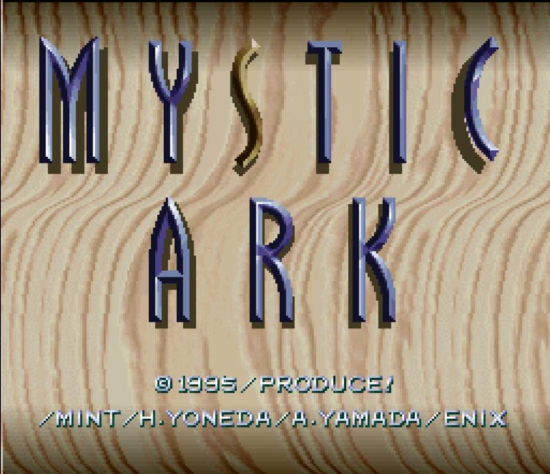 Screenshot Thumbnail Media File 2 For Mystic Ark Japan En By Aeon